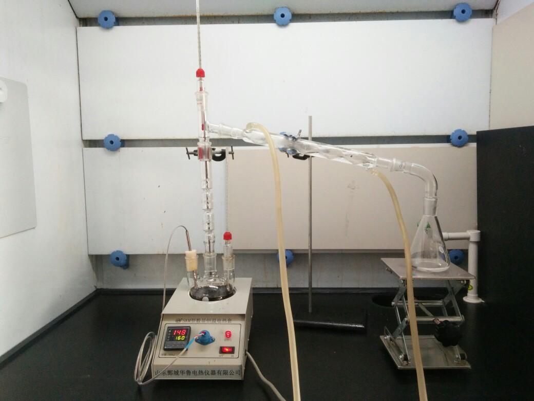实验室案例数显恒温电热套单联500ml