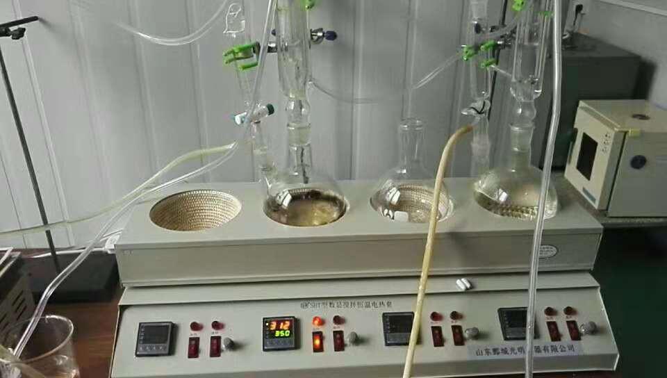 实验室设备案例展示